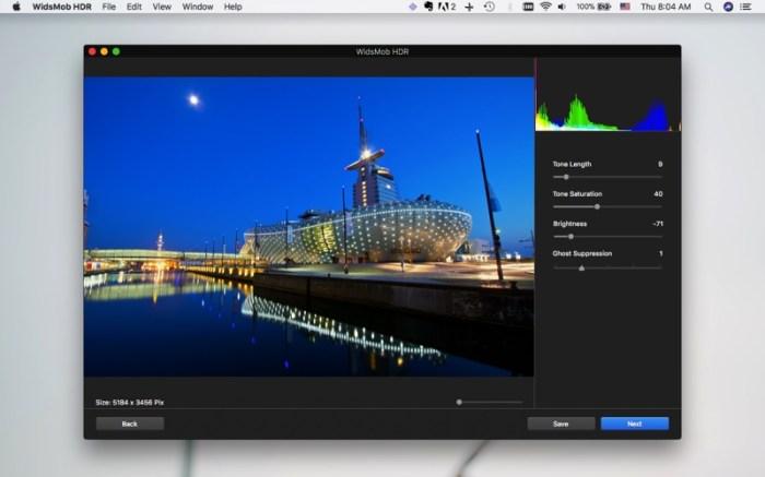 WidsMob HDR-HDR Photo Editor Screenshot 03 9ov19jn