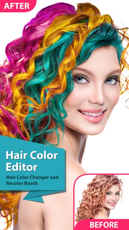 hair color changer and