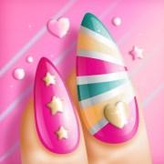 nail polish games girls