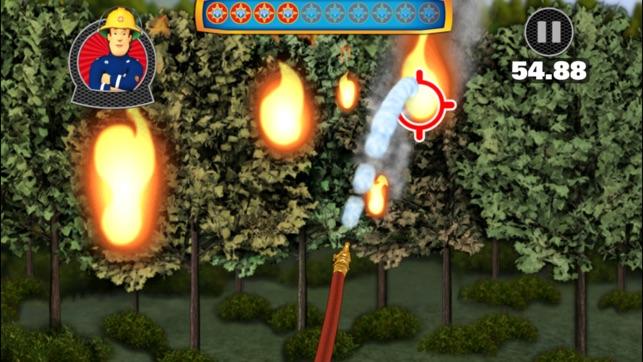 Feuerwehrmann Sam – Juniorkadett Screenshot