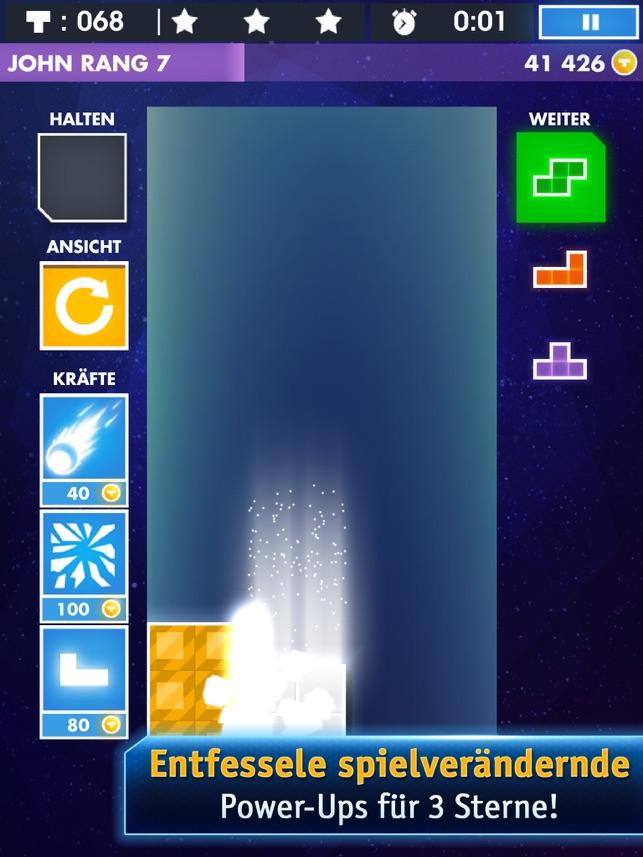TETRIS® Premium for iPad Screenshot