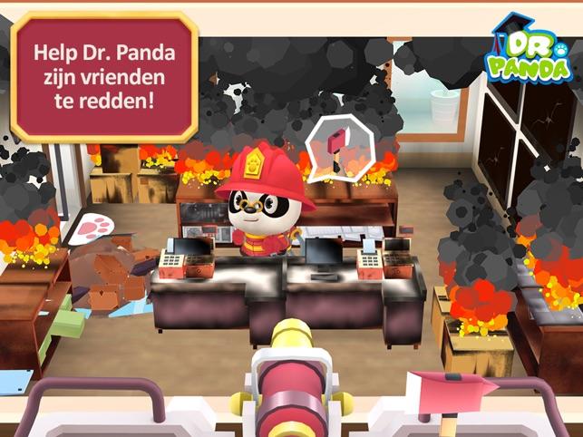 Dr. Panda Brandweer Screenshot
