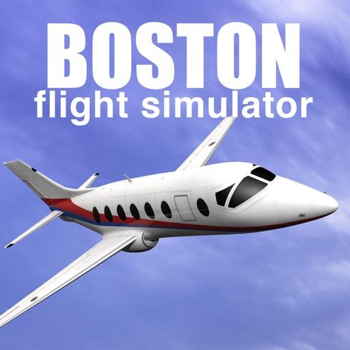 boston flight simulator by