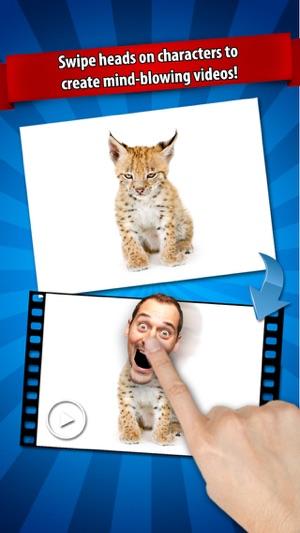 iFunFace - Talking Photos, eCards and Funny Videos Screenshot
