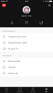 696x696bb - Super Guía TV: Toda la programación TV desde tu iPhone
