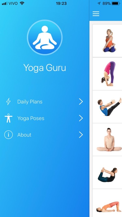 Yoga Guru: Daily Plans & Poses