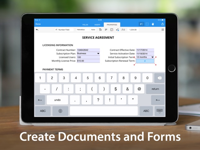 PDF Office - Create, Edit and Annotate PDF Screenshot