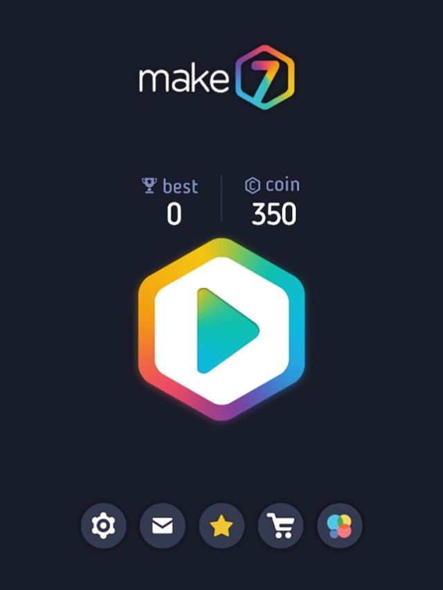 Make7! Hexa Puzzle Screenshot