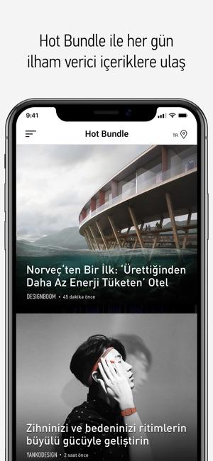 Bundle Haber Screenshot