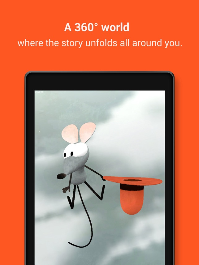 Google Spotlight Stories Screenshot