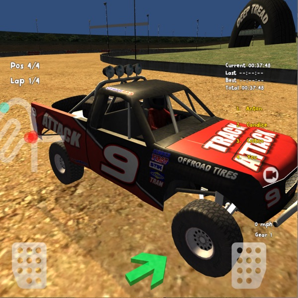 Offroad Dirt Racing 3D -  4x4 Off Road SUV Lap Simulator