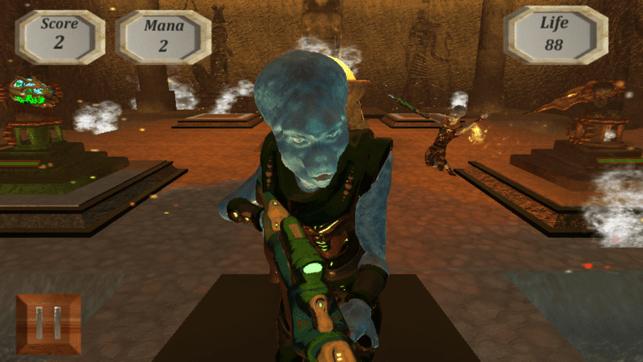 Weapons of Ra Screenshot