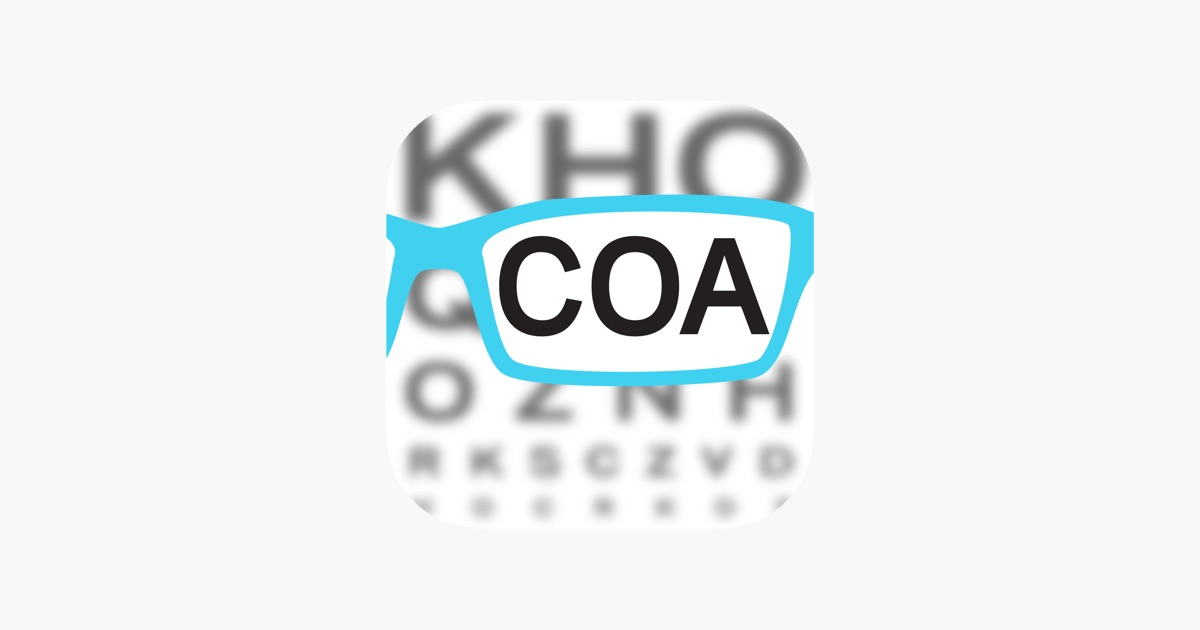 "App Store 上的""COA Ophthalmic Assistant Exam Prep"""