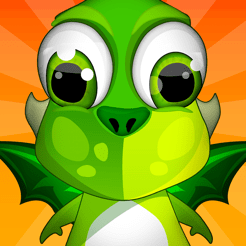 Dragonlings - Baby Dragon Jump Adventure