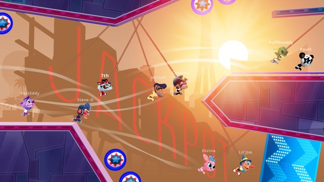 Rope Racers Screenshot