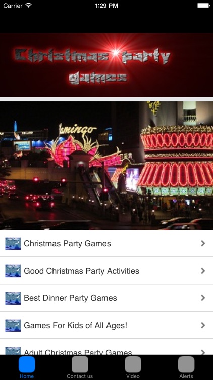 christmas party games ideas