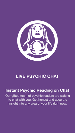 Live Psychic Chat on the App Store