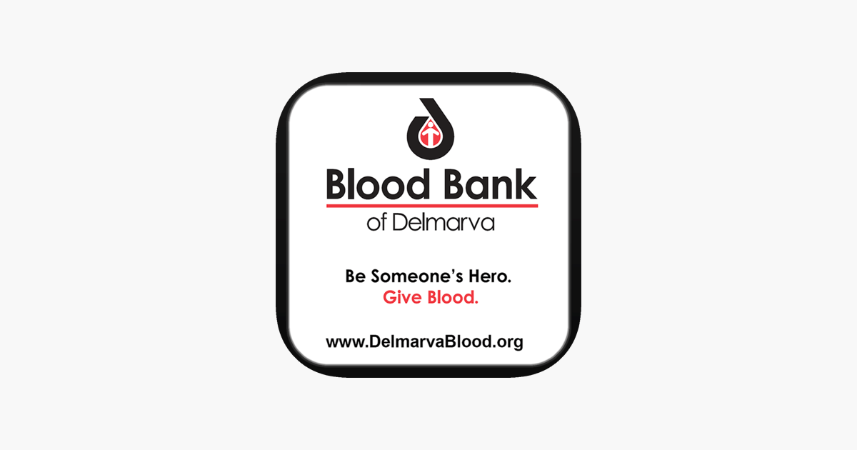Blood Bank of Delmarva on the App Store