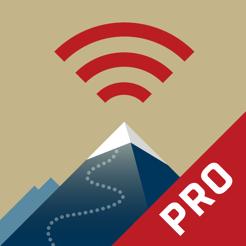 Peakhunter Pro: Offline Tourenplaner mit Topo-Karten, Globales Gipfelbuch