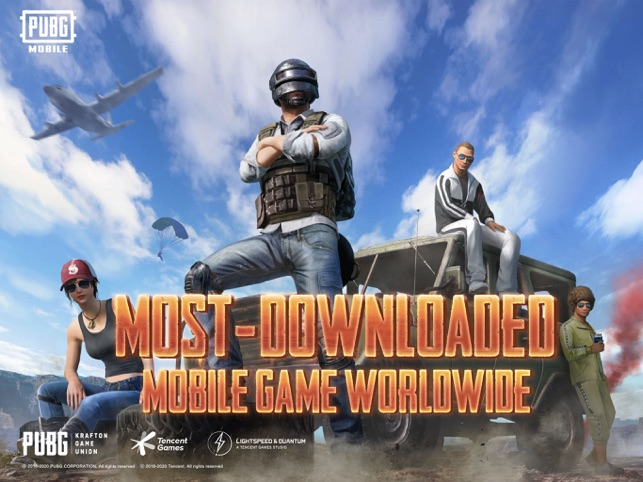 ‎PUBG MOBILE - NEW ERA Screenshot