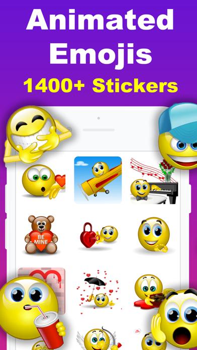 Download Emoticon Bbm Gratis : download, emoticon, gratis, Animated, Emoji, Sticker, (iOS,, United, States), SearchMan, Information