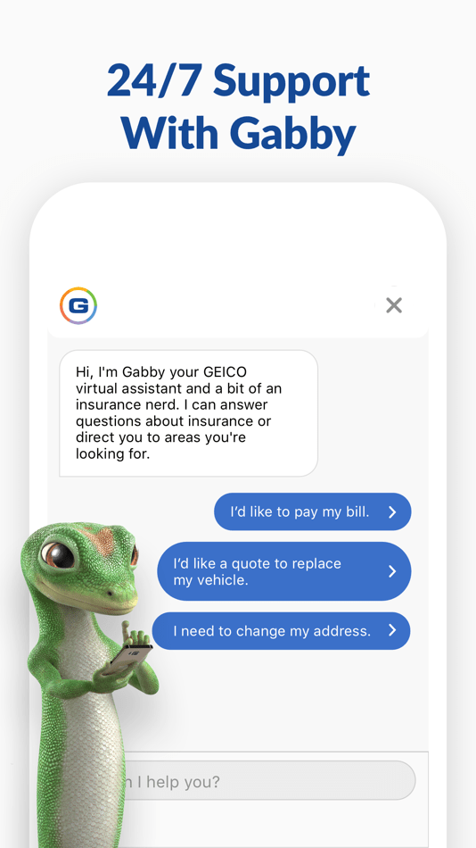 Geico Mobile Car Insurance Ios Aplikasi Appagg