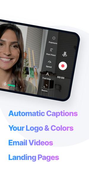 BIGVU Teleprompter & Captions Screenshot
