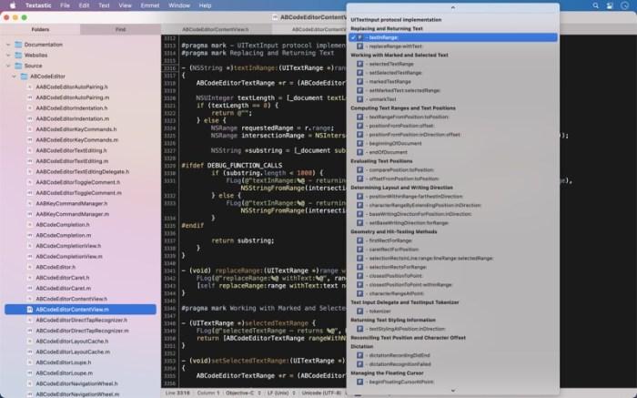 Textastic Screenshot 02 k6l1zwy