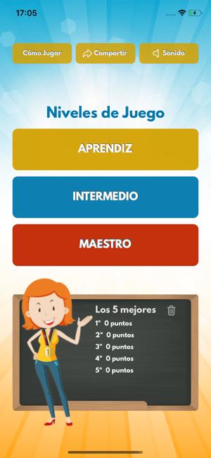 MEXICO - Juego de Capitales Screenshot