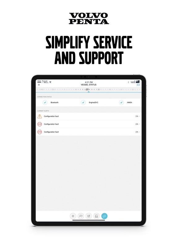 App Shopper: Volvo Penta Easy Connect (Navigation)