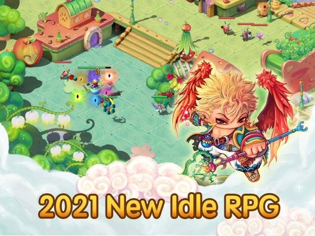 Angel Town 3- new idle game Screenshot