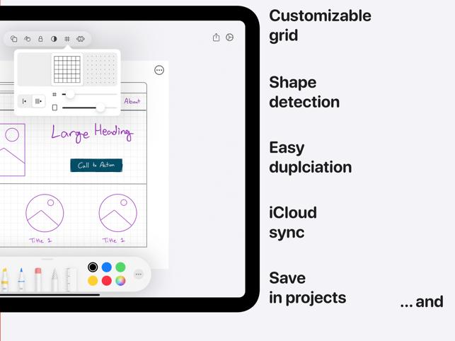 Mockup - Sketch UI & UX Screenshot
