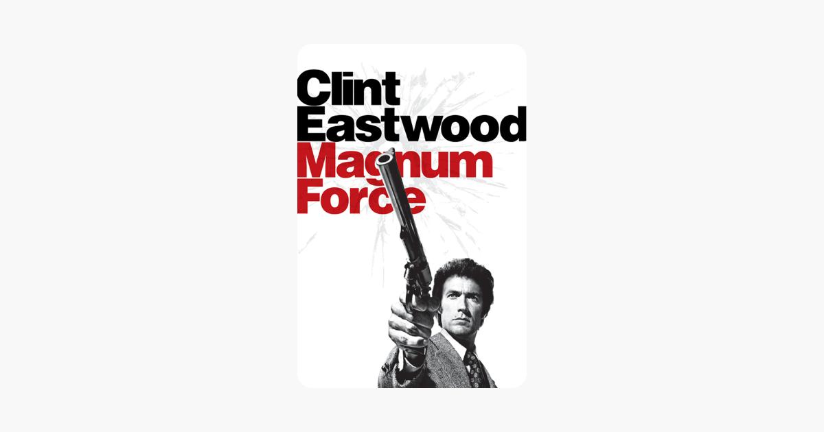 Magnum Force on iTunes