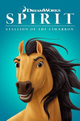 Spirit: Stallion of the Cimarron - Lorna Cook & Kelly Asbury