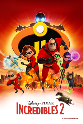 Incredibles 2 - Brad Bird
