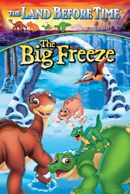 The Land Before Time VIII: The Big Freeze (The Land Before Time: The Big Freeze) - Charles Grosvenor