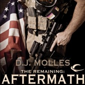 D. J. Molles - The Remaining: Aftermath (Unabridged)  artwork