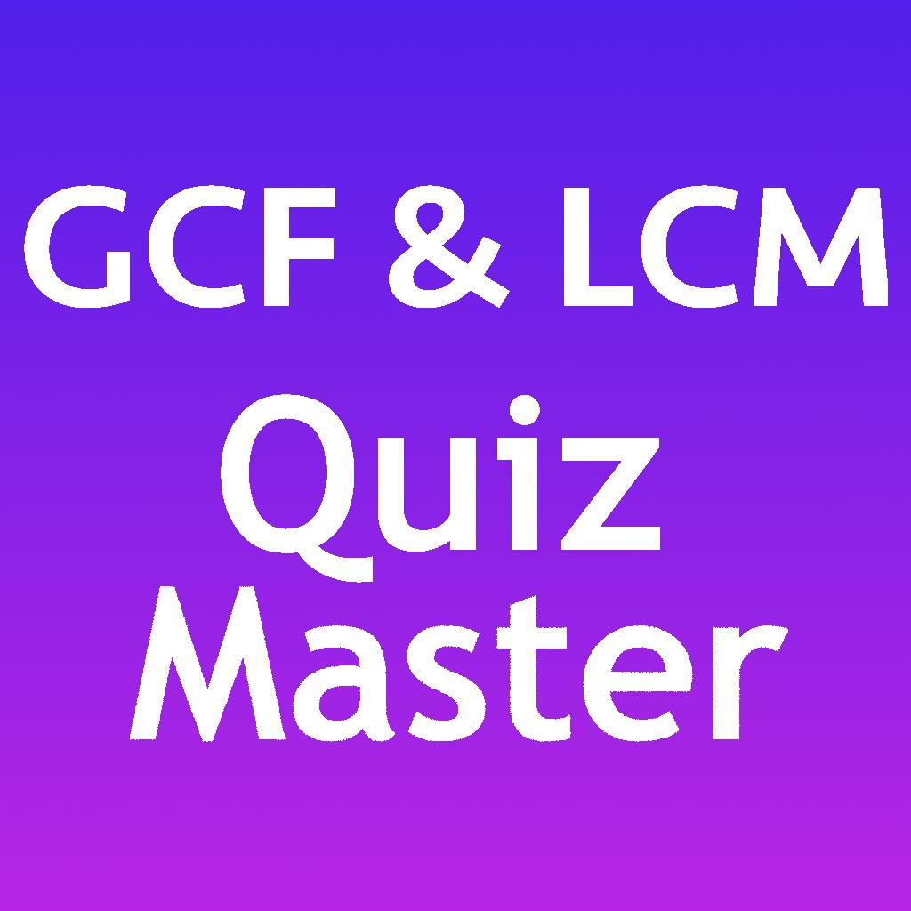 Lcm Amp Gcf