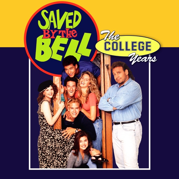 Image result for saved by the bell college years