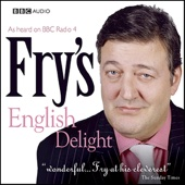 Stephen Fry - Fry's English Delight: The Complete Series 1 (Unabridged)  artwork