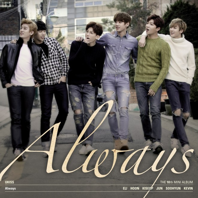 U-KISS - Always - EP