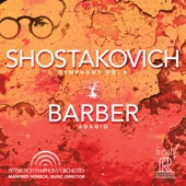 Pittsburgh Symphony Orchestra & Manfred Honeck - Shostakovich: Symphony No. 5, Op. 47 - Barber: Adagio for Strings, Op. 11 (Live)  artwork