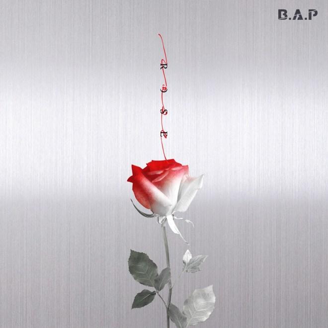 B.A.P - Rose - Single