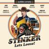 Mike Sacks & James Taylor Johnston - Stinker Lets Loose!  artwork
