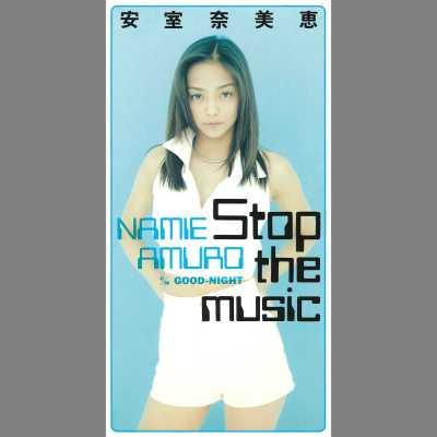 安室奈美恵 - Stop the music - Single