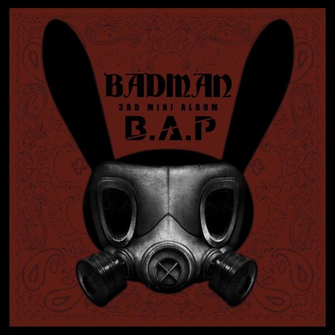 B.A.P - Badman - EP