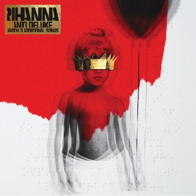 蕾哈娜 - ANTI (Deluxe)
