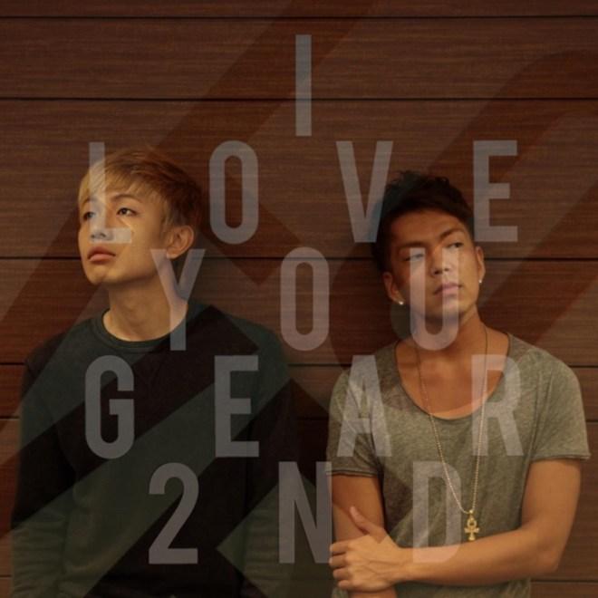 Gear 2nd - I LOVE YOU - Single
