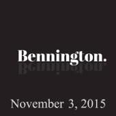 Ron Bennington - Bennington, Paul Feig, November 3, 2015  artwork
