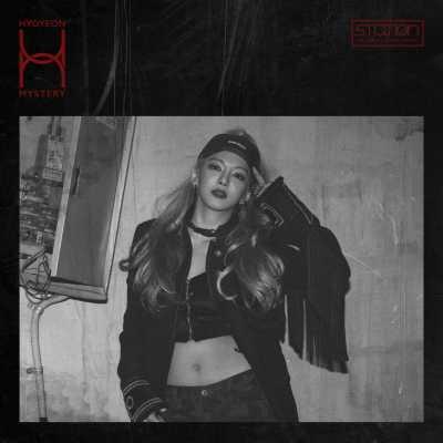 HYOYEON - Mystery - Single